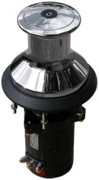 CD2400 Docking and Mooring Capstan
